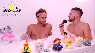 Bastien (Moundir et les apprentis aventuriers 2) dans le bain de Jeremstar - INTERVIEW
