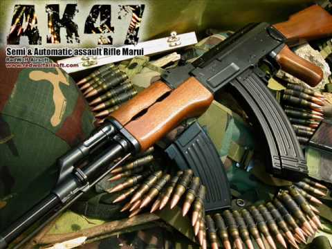 Russian rap ak 47 wmv