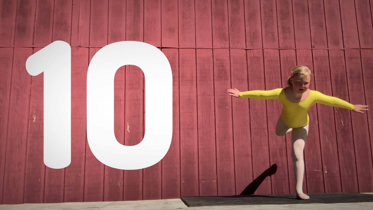 The Yoga Numbers: Learn Fun Yoga + Numbers
