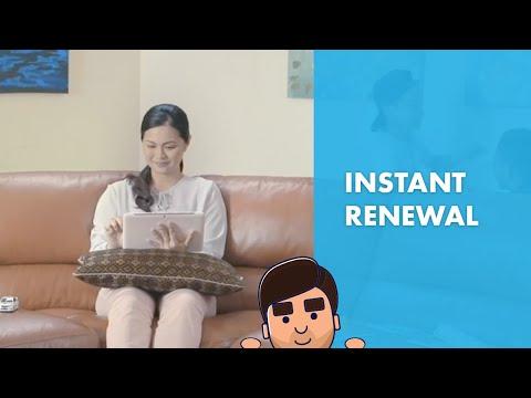 AIG Car Insurance – Instant Renewal