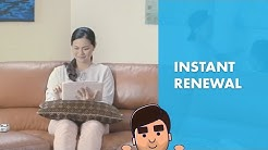 AIG Car Insurance - Instant Renewal
