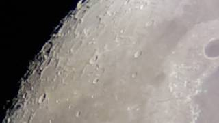 The Moon from my Telescope Cel…