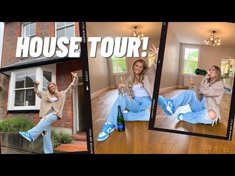 MY HOUSE TOUR!!!!!! I Georgia May
