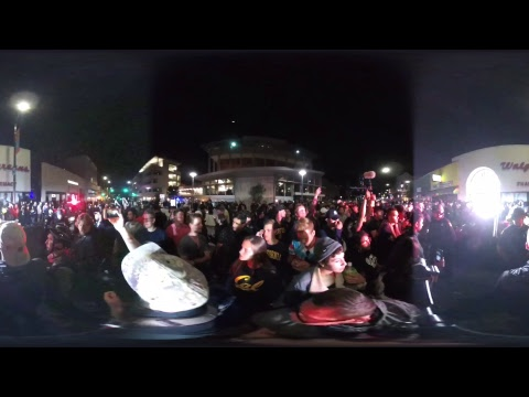 360 LIVE Ben Shapiro Protest @ UC Berkeley