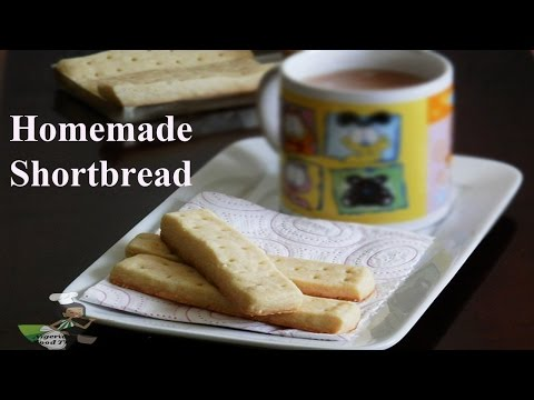 Shortbread Recipe (original Walkers Scottish Shortbread Recipe)