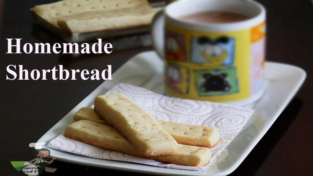 Shortbread Recipe (original Walkers Scottish shortbread