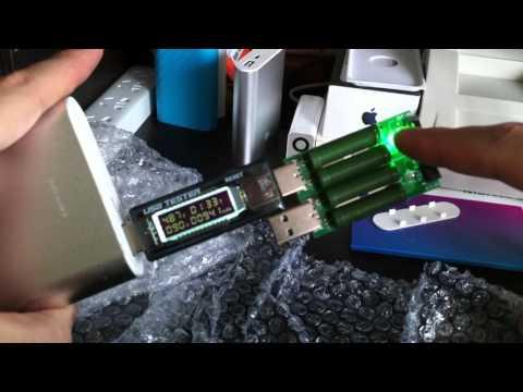 Power Bank (повер банк) - внешний аккумулятор для телефона