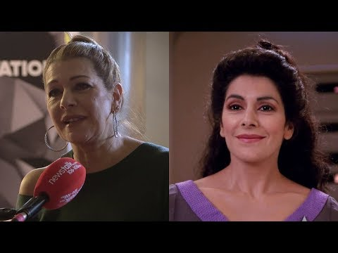Deanna Troi was a Luddite