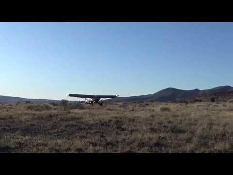 Back country Husky Flying, Idaho