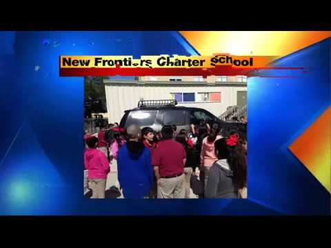 New Frontier Charter School on News4 San Antonio