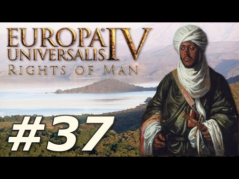 Europa Universalis IV: The Rights of Man | Ethiopia - Part 37