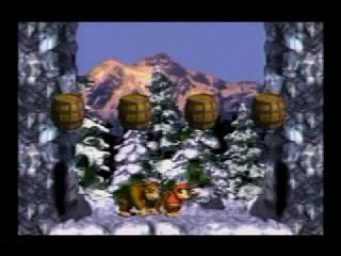 Wait for it... (NAVGTR Donkey Kong Country Review)