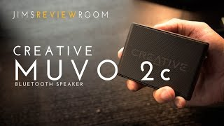 Creative MUVO 2c - REVIEW (compared w/ JBL Clip 2)