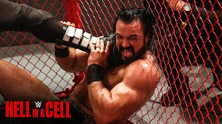 Drew McIntyre smashes Bobby Lashley through a table: WWE Hell in a Cell 2021 (WWE Network Exclusive)