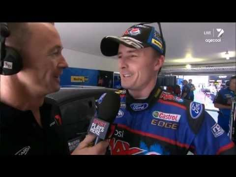 V8's 2013 - Winterbottom lets Whincup through pitlane, Skaife fuming