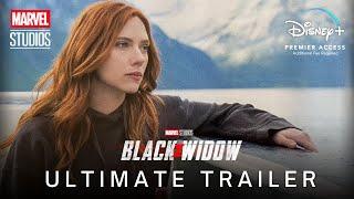 BLACK WIDOW (2021)   NEW ULTIMATE TRAILER   Marvel Studios \u0026 Disney+ Premier Access
