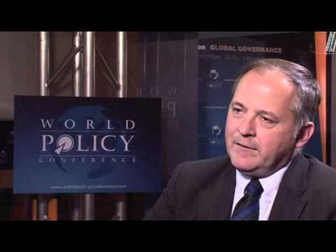 World Policy Conference 2013 - Benoit COEURE