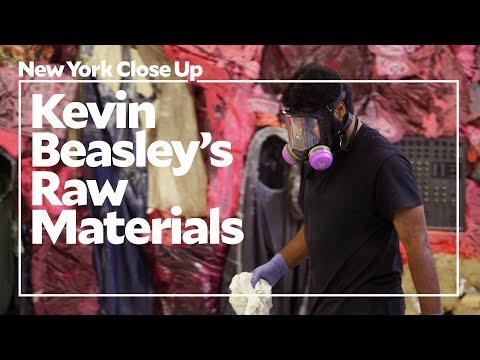"Kevin Beasley's Raw Materials   Art21 ""New York Close Up"""