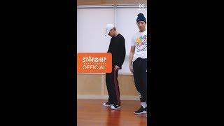 [I.M][Dance Practice] 몬스타엑스 (MONSTA X) - 'SHOOT OUT' Vertical Video