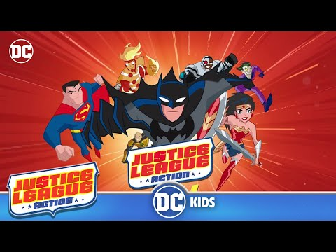 Justice League Action: RUN