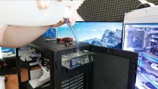 wasserkhlung ohne gefahr einbauen radiator agb schluche teil 3