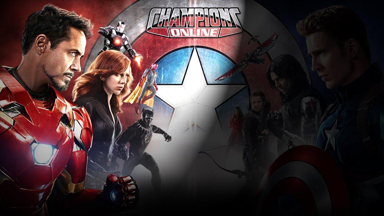 captain america civil war online