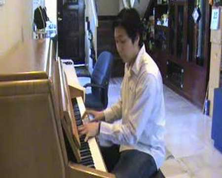 Jay Chow An Jing Piano By Ray Mak Youtube