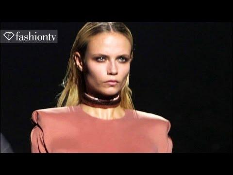 Lanvin Runway Show – Paris Fashion Week Spring 2012 PFW | FashionTV – FTV