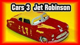 Mattel Disney Pixar RARISSIMO JET ROBINSON Cars 3
