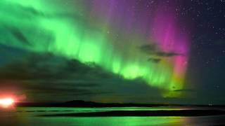Dream Sleep Aurora Borealis | Deep Sleep Music with Delta Waves