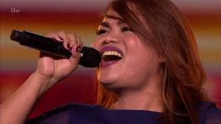 x factor unforgettable audition