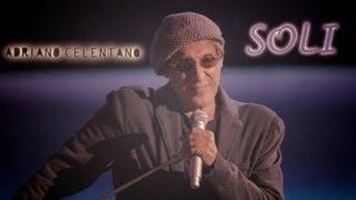 Video Adriano Celentano - Soli (LIVE 2012) download MP3, 3GP, MP4, WEBM, AVI, FLV Agustus 2018