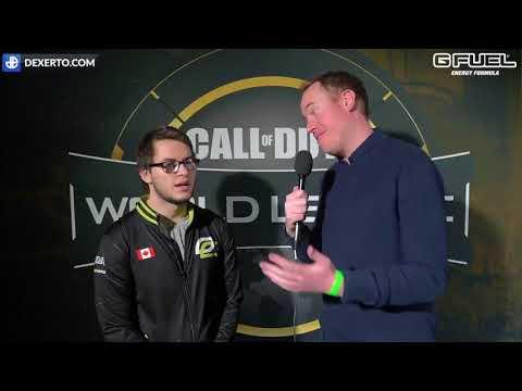 OpTic Karma Interview at MLG CWL Atlanta Open 2018