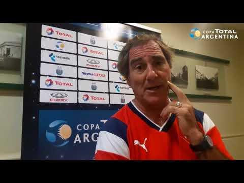 Alberto Salvaggio - DT de Independiente de Chivilcoy