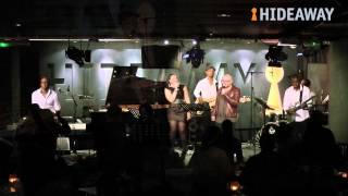 Soul Purpose perform Lyndon David Hall track Sexy Cinderella @ Hideaway Jazz Club