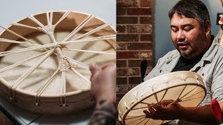 Drum-making a path to addiction recovery | Made from this Land