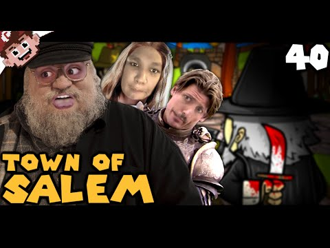 GAME OF THRONES (The Derp Crew: Town of Salem - Part 40)
