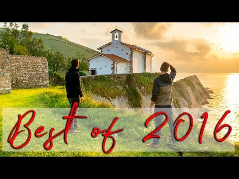 THE BEST OF 2016 |  OUR FAVORITE TRAVEL MOMENTS