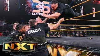 Karrion Kross and Samoa Joe ignite mayhem in the Capitol Wrestling Center: WWE NXT, Aug. 17, 2021