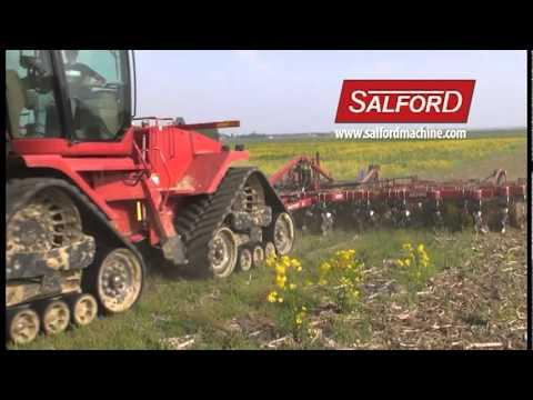 Salford RTS Series Vertical Tillage Equipment