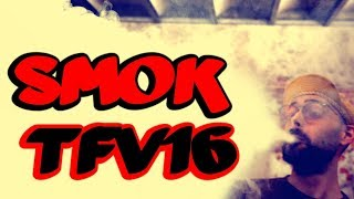 BIGGEST Vape Clouds With The SMOK TFV16 SubOhm Tank!