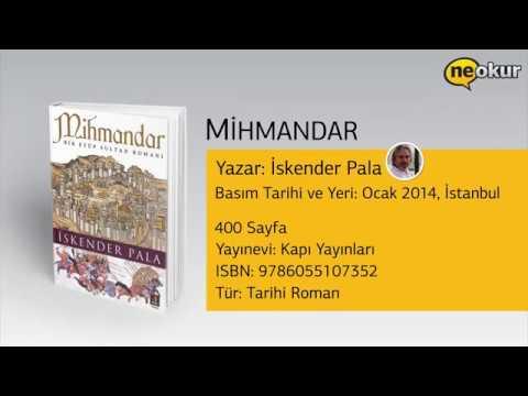 Mihmandar -  İskender Pala  - Kitap