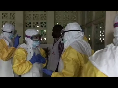 Ebola outbreak surging in the Congo