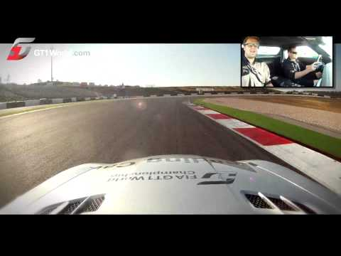 GT1-LIFE Portimao Hotllap with Marc Basseng