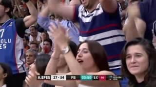 Anadolu Efes - Fenerbahçe  Final Serisi 5.Maç Özeti