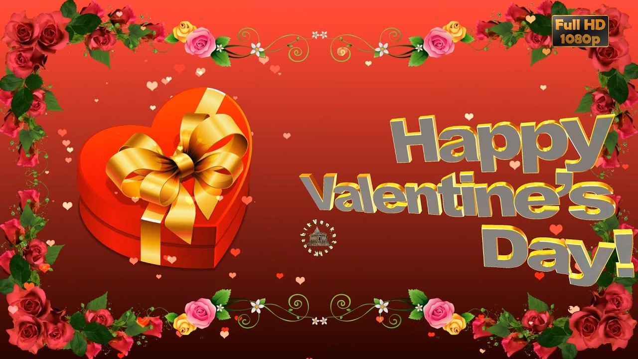 Happy Valentines Day 2018wisheswhatsapp Videovalentines Day