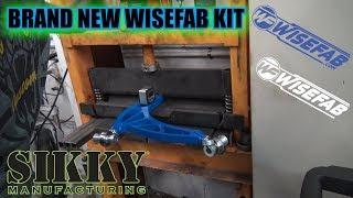 Bending My Brand New Wisefab Kit
