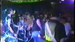 Bad Religion 1989 08 27 Beatbaracke, Leonberg, Germany Forbidden Beat