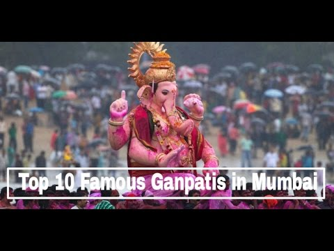Top 10 Famous Ganpatis In Mumbai