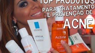Top produtos para tratamento e prevenção de acne